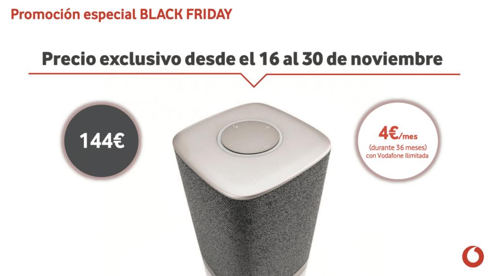 Atika BlackFriday Vodafone