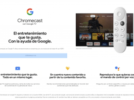 Chromecast con Google TV sin internet en casa