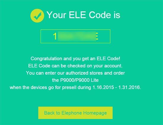 elephonecode