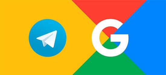 googletelegram