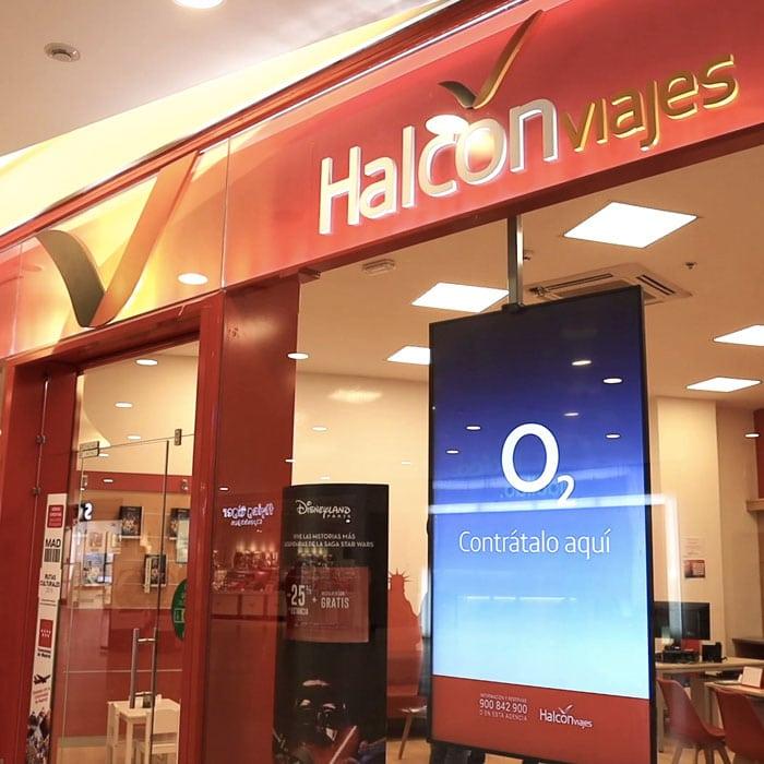 O2 se alia con Globalia Halcon Viajes y Viajes Ecuador
