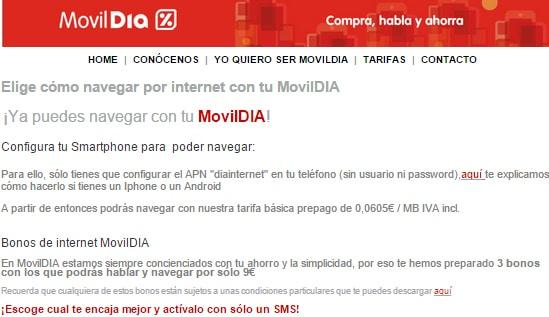 movildiainternet