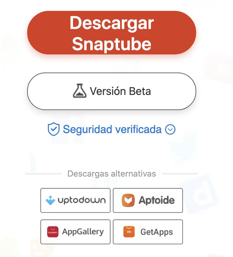 Tiendas alternativas a Google Play