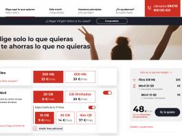 Virgin Telco con convergencia